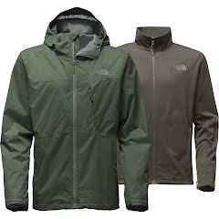 The North Face Men`s Arrowood Triclimate Jacket Image