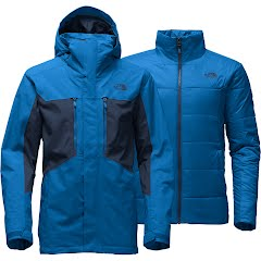 The North Face Men`s Clement Triclimate Ski Jacket Image