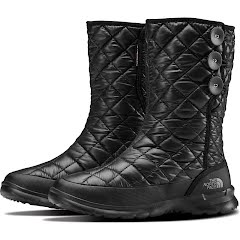 The North Face Women's Thermoball Buttonup Boots Image
