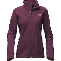 The North Face Women`s Apex Byder Softshell Jacket Image
