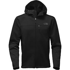 The North Face Men's Apex Canyonwall Hybrid Hoodie Image