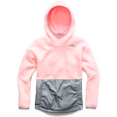 The North Face Girls Youth Riit Fleece Pullover Image