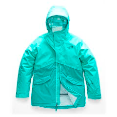The North Face Girl's Youth Freedom Insulated Jacket Image