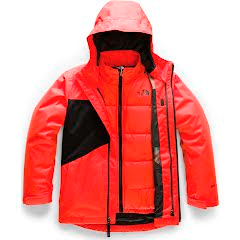 The North Face Youth Boys Clement Triclimate Jacket Image
