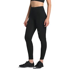 The North Face Women's Winter Warm High-Rise Tights Image