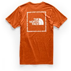 The North Face Men's Short-Sleeve Archived Tri-Blend Tee Image