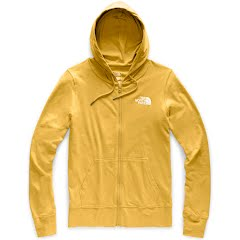 The North Face Women's Milvia Tri-Blend Full-Zip Hoodie Image