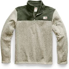 The North Face Men's Gordon Lyons 1/4 Zip Pullover Image