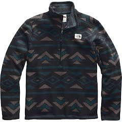 The North Face Men's Gordon Lyons Novelty 1/4 Zip Pullover Image