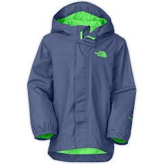 The North Face Toddler Tailout Rain Jacket Image