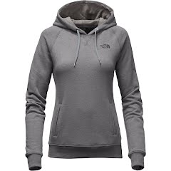 The North Face Women`s French Terry Pullover Hoodie Image