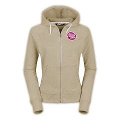 The North Face Women's Continuous Logo Patch Fullzip Hoodie Image