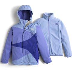 The North Face Girl`s Youth Mountain View Triclimate Jacket Image