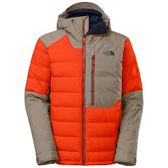 The North Face Men`s Point It Down Hybrid Jacket Image