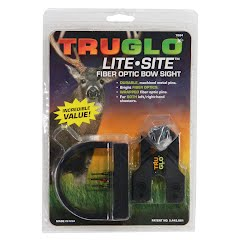 Tru Glo Lite Site 3-Pin Archery Sight Image