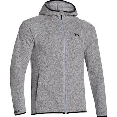 Under Armour Mountain Men's Forest Full ZIp Fleece Hoodie Image