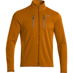 Under Armour Mountain Men's UA Storm ColdGear Infrared Softershell Jacket Image