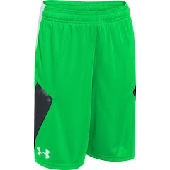 Under Armour Boy`s Youth Back Board Short Image