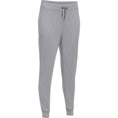 Under Armour Women's Solid French Terry Pant Image