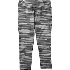 Under Armour Women's UA HeatGear Armour Stripe Capri Tights Image