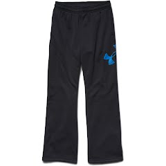 Under Armour Boys Youth UA Storm Armour Fleece Big Logo Pants Image