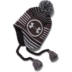 Under Armour Mountain Boy`s Youth Tassle Beanie Image