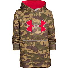Under Armour Boy`s Youth Storm Caliber Hoodie Image