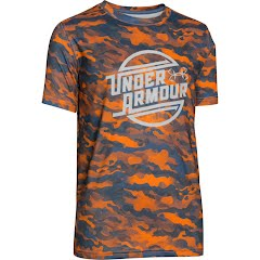 Under Armour Boy's Youth CoolSwitch Thermocline Short Sleeve Shirt Image