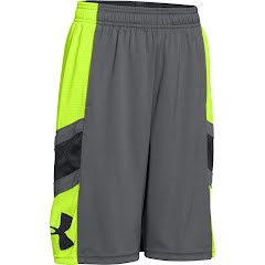 Under Armour Boy`s Youth Crossover Basketball Short Image