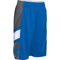 Under Armour Boy's Youth Crossover Basketball Short Image