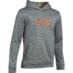 Under Armour Boys Youth UA Storm Icon Caliber Hoodie Image