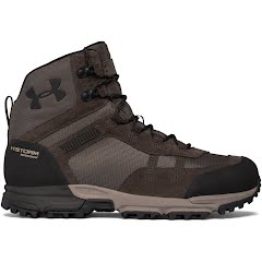 Under Armour Men's Post Canyon Mid Waterproof Hiking Boots Image