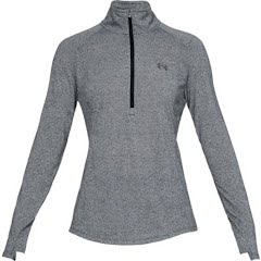 Under Armour Women's Threadborne Twist Half Zip Image