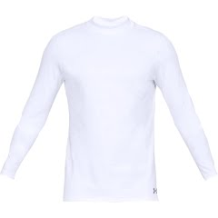 Under Armour Men's ColdGear Armour Fitted Mock Image