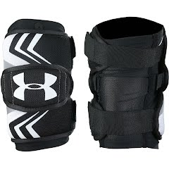 Under Armour UA Strategy Lacrosse Arm Pads Image