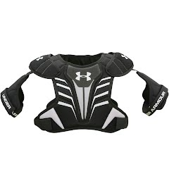 Under Armour UA Strategy Lacrosse Shoulder Pads Image