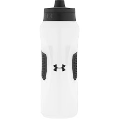 Under Armour Undeniable 32oz Squeezable Water Bottle with Quick Shot Lid Image