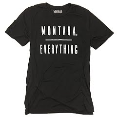 Uptop Men's Montana Over Everything Tee Image