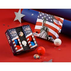 Volvik USA 2.0 6 Ball Gift Pack Image
