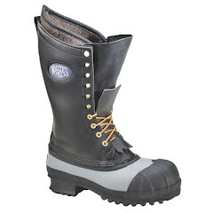 Whites Boots Men`s Workman Steel Toe 14 inch Pac Boot Image