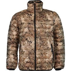 World Famous Packable Camo Down Jacket Image