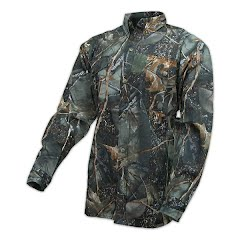 World Famous Youth Camouflage Long Sleeve Shirt Image