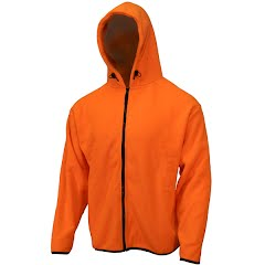 World Famous Fleece Jacket with Hood Image