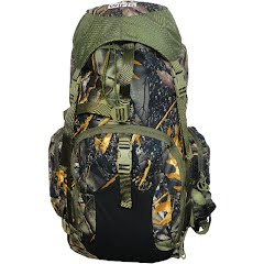 World Famous Deluxe Camo Pack with Metal Frame Image