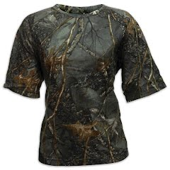 World Famous Womens Camo Short Sleeve T-Shirt Image