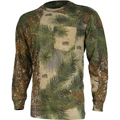 World Famous Men's Cotton Long Sleeve T-Shirt Image
