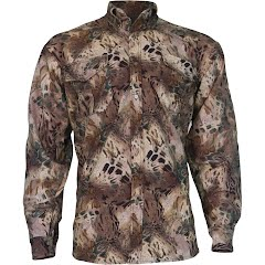 World Famous Men's High Performance Button Up Shirt Image