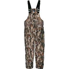 World Famous Men's Waterfowler Waterproof Insulated Warp Knit Bib Image