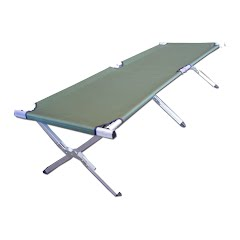 World Famous Military Style Oversized Collapsible Cot Image