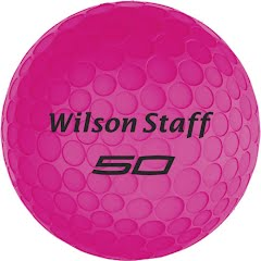 Wilson Staff Fifty Elite Golf Balls (12 Pack) Image
